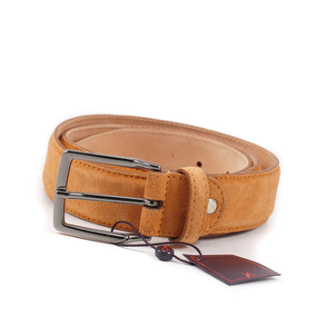Isaia Brushed Calf Suede Belt - Top Shelf Apparel