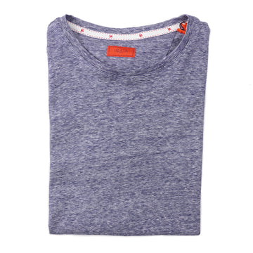 Isaia Superfine Linen and Cotton T-Shirt - Top Shelf Apparel