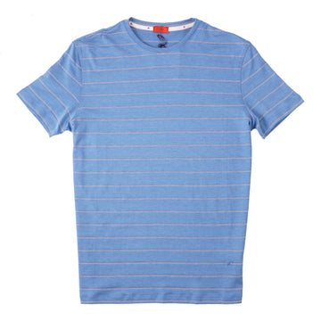 Isaia Superfine Silk and Cotton T-Shirt - Top Shelf Apparel