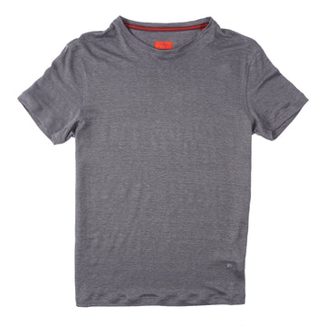 Isaia Lightweight Superfine Linen T-Shirt - Top Shelf Apparel