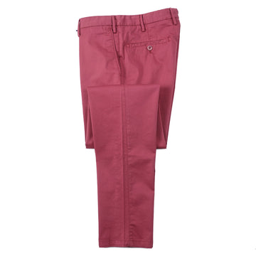 Isaia Slim-Fit Lightweight Cotton Pants - Top Shelf Apparel