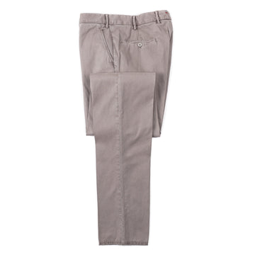 Isaia Regular-Fit Stretch Cotton Pants - Top Shelf Apparel