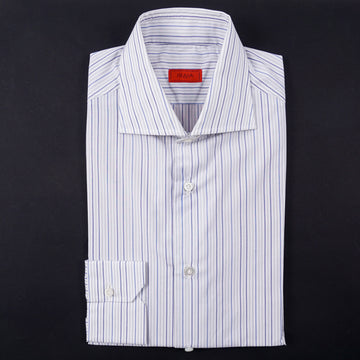 Isaia Modern 'Mix Fit' Cotton Dress Shirt - Top Shelf Apparel