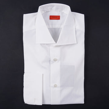 Isaia Modern 'Mix Fit' Lightweight Cotton Dress Shirt - Top Shelf Apparel
