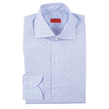Isaia Modern 'Mix Fit' Lightweight Cotton Shirt - Top Shelf Apparel