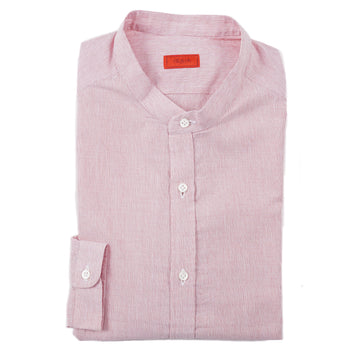 Isaia Lightweight Cotton and Linen Shirt - Top Shelf Apparel