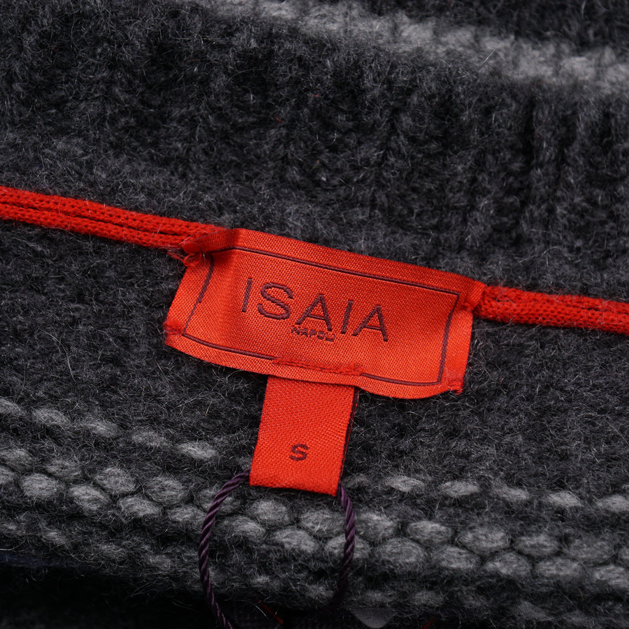 Isaia Fair Isle Cashmere Sweater - Top Shelf Apparel
