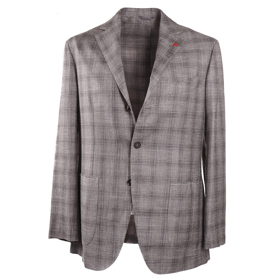 Isaia Lightweight Unlined Sport Coat