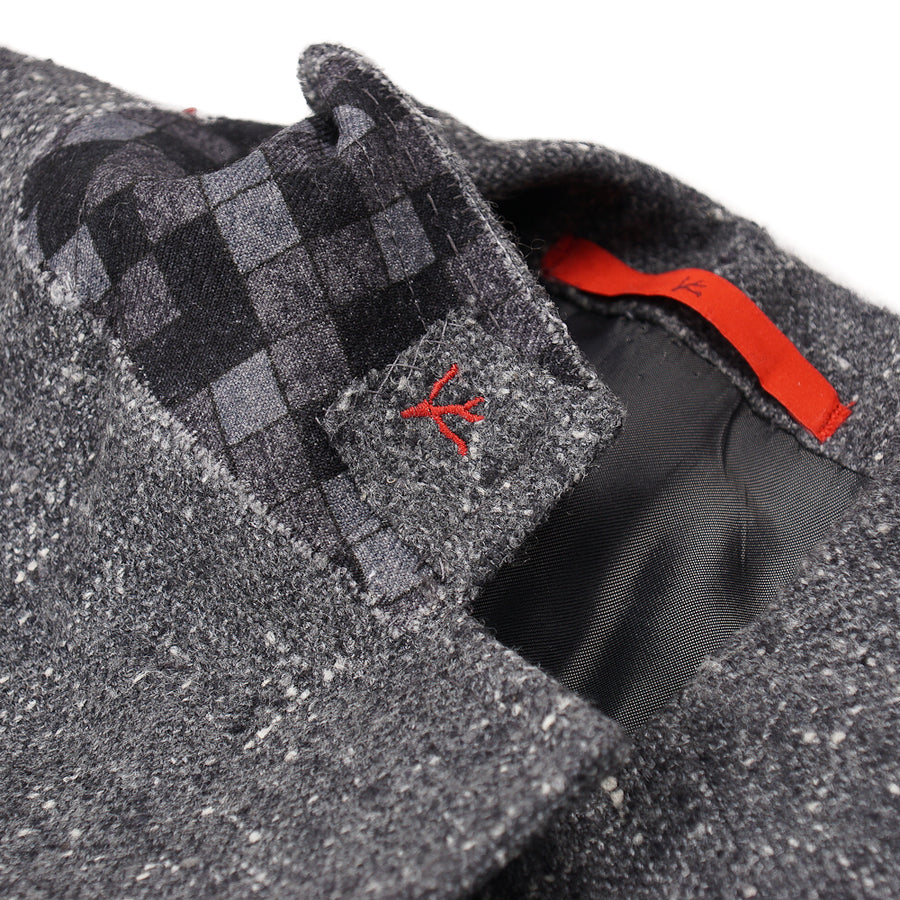 Isaia Donegal Silk-Wool-Cashmere Sport Coat