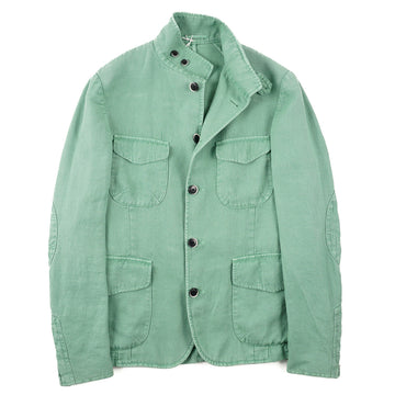 Roda 'Sapporo' Jacket in Melon Green - Top Shelf Apparel