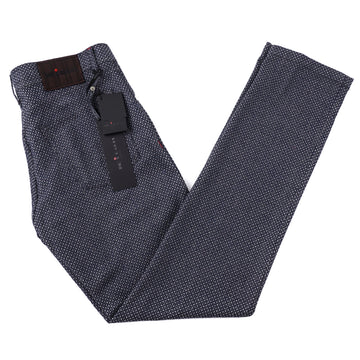Kiton Slim Fit Five-Pocket Woven Wool Pants - Top Shelf Apparel