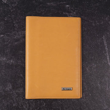 Kiton Mini Travel Wallet with Address Book