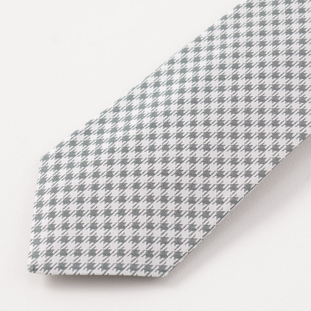 6518ca6e91af8d Kiton Gray Houndstooth Check Silk Tie – Top Shelf Apparel