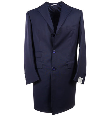 Mauro Blasi Lightweight Wool Overcoat