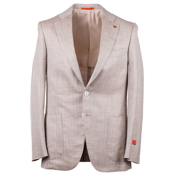Isaia 'Sanita' Wool-Silk-Linen Sport Coat - Top Shelf Apparel