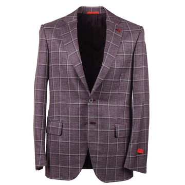 Isaia Slim-Fit Wool-Cashmere-Silk Sport Coat - Top Shelf Apparel