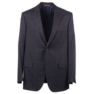 Isaia Slim-Fit Super 140s Wool Suit - Top Shelf Apparel