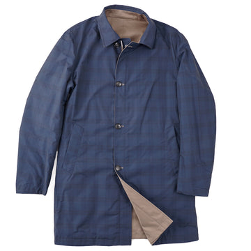 Brioni Reversible Cotton and Nylon Jacket - Top Shelf Apparel