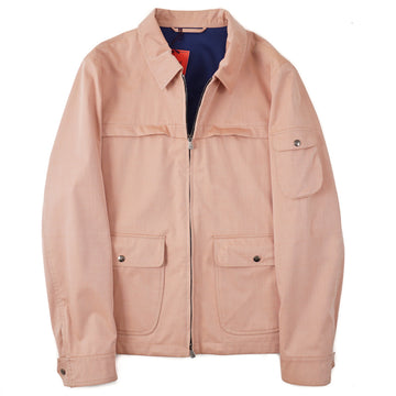 Isaia Storm System Flight Jacket