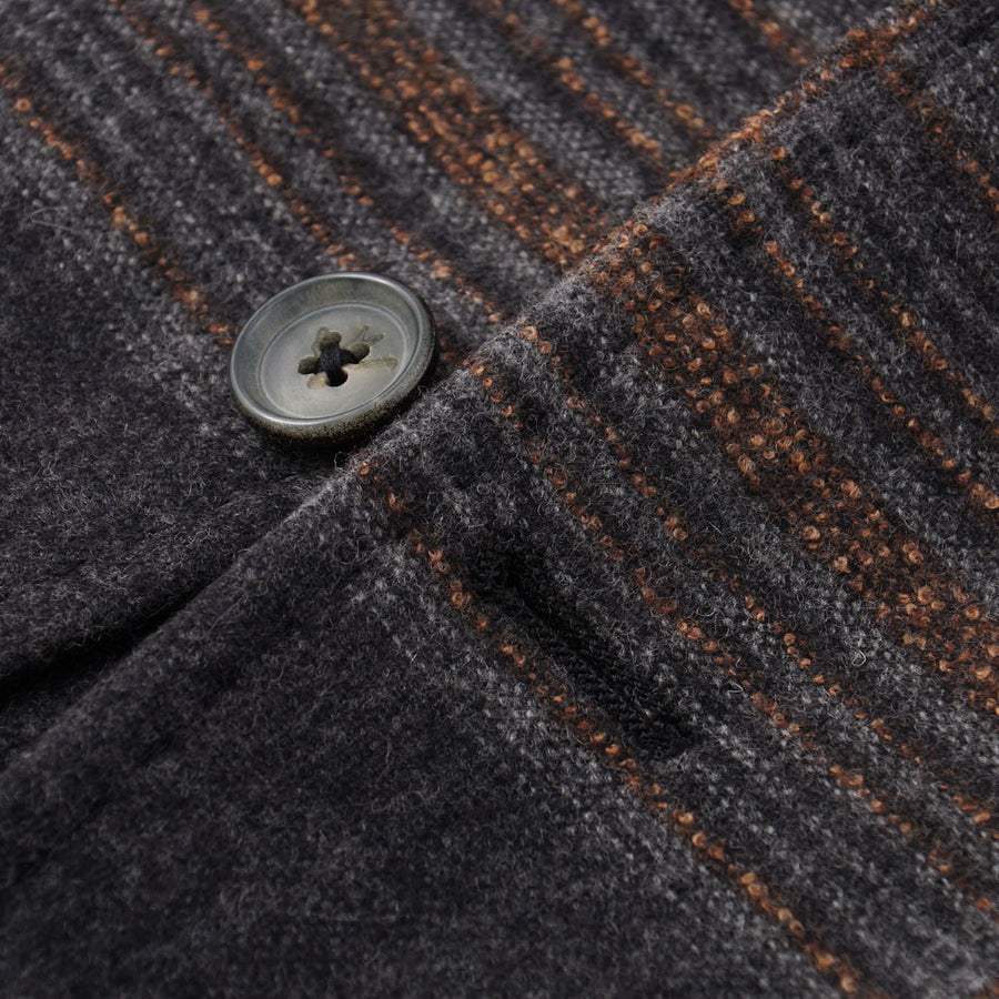 Isaia Double-Faced Wool and Cashmere Sport Coat