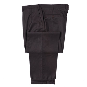 Brioni Melange Flannel Super 150s Pants