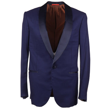 Isaia Super 170s Tuxedo with Shawl Collar - Top Shelf Apparel