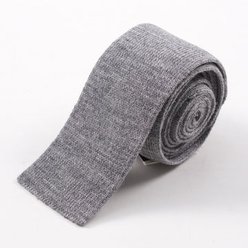 Roda Slim-Width Knit Wool Tie - Top Shelf Apparel