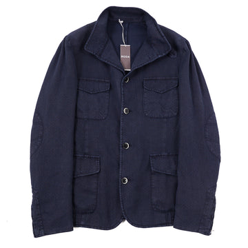 Roda 'Sapporo' Jacket in Cotton and Hemp