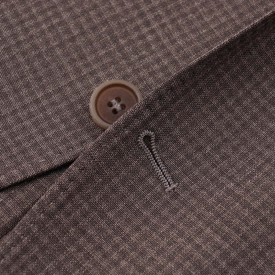 Brunello Cucinelli Lightweight Wool-Mohair-Silk Sport Coat