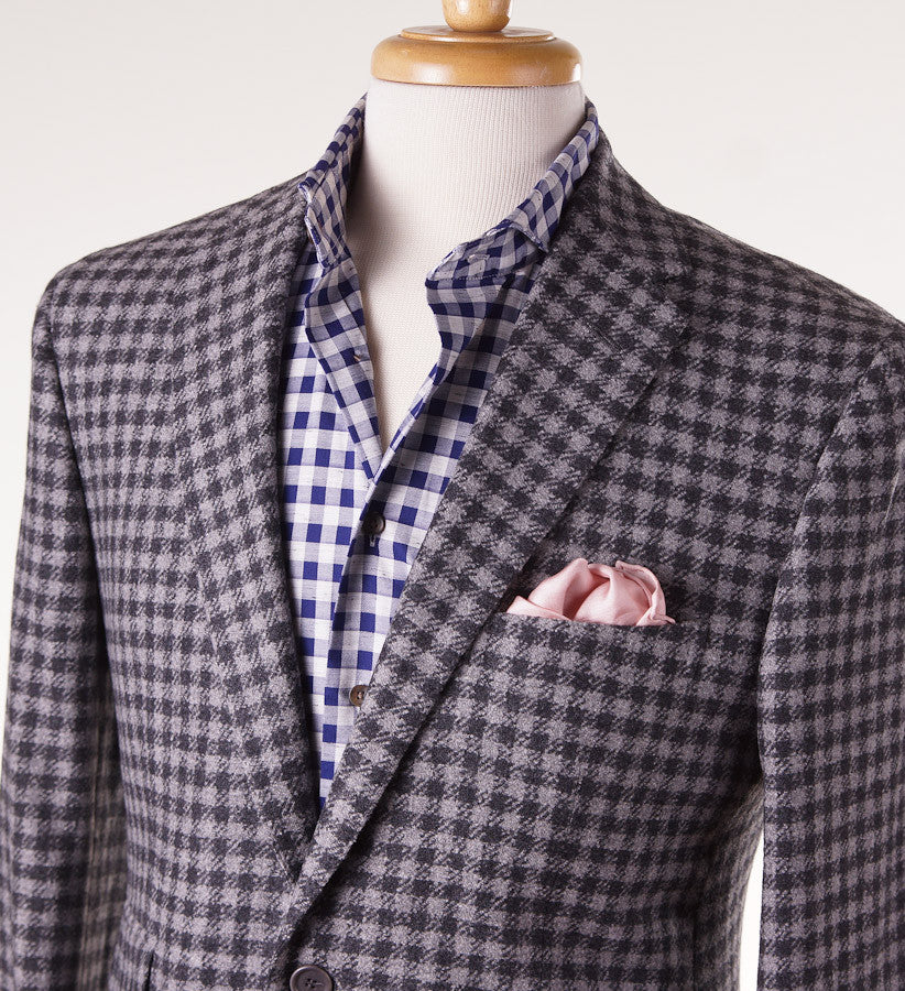 Sartoria Partenopea Wool-Silk-Cashmere Sport Coat - Top Shelf Apparel - 2