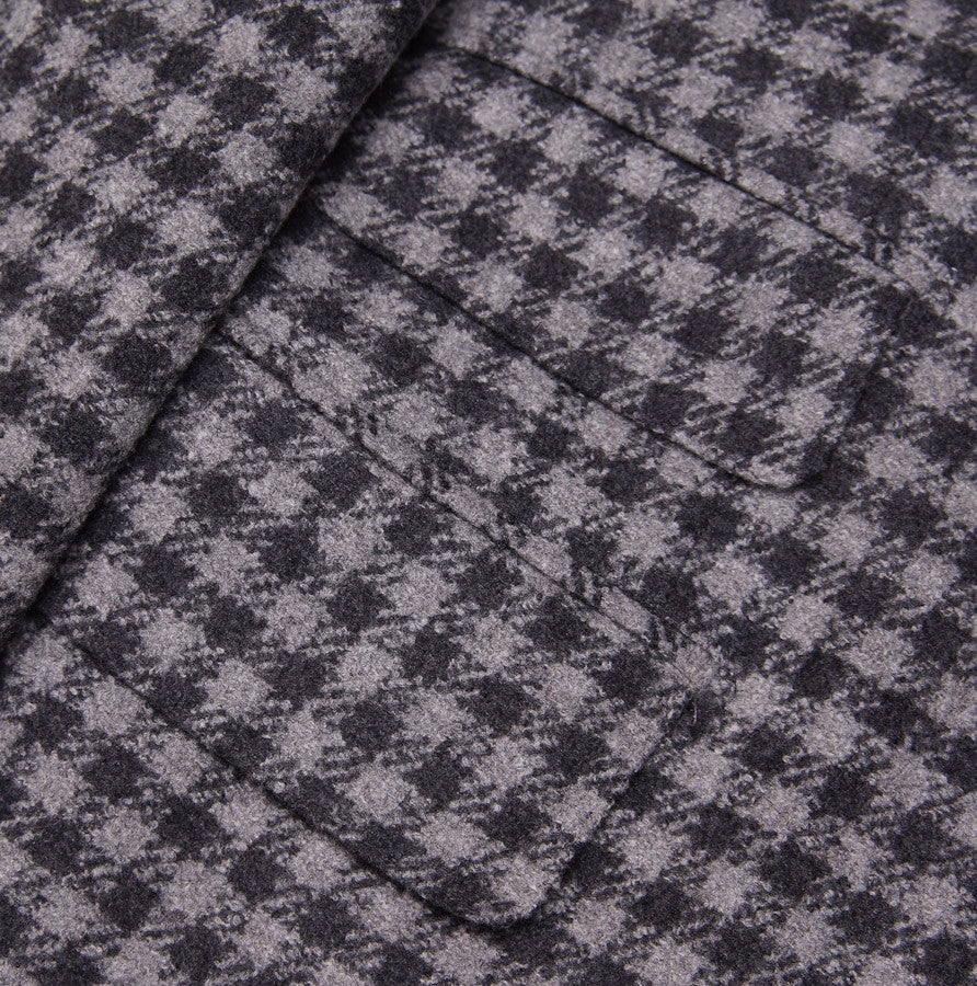 Sartoria Partenopea Wool-Silk-Cashmere Sport Coat - Top Shelf Apparel - 7