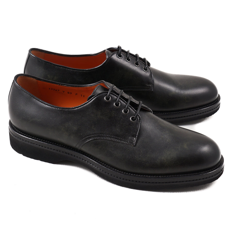 Santoni Derby with Lightweight Sole
