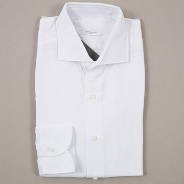 Boglioli Slim-Fit Lightweight Cotton Shirt