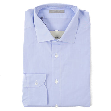 Boglioli Lightweight Cotton Shirt - Top Shelf Apparel
