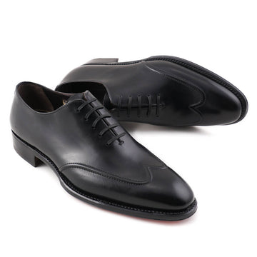 Brioni Limited-Edition Wingtip Balmoral in Black