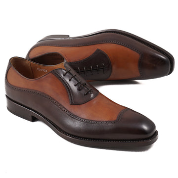 Franceschetti Balmoral in Contrasting Brown