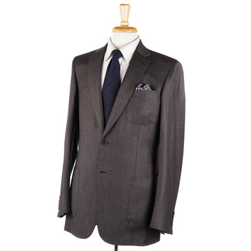 Brioni Micro Nailhead Wool 'Brunico' Suit - Top Shelf Apparel