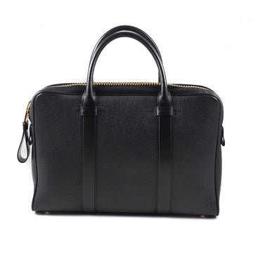 Tom Ford 'Buckley' Slim Briefcase in Black