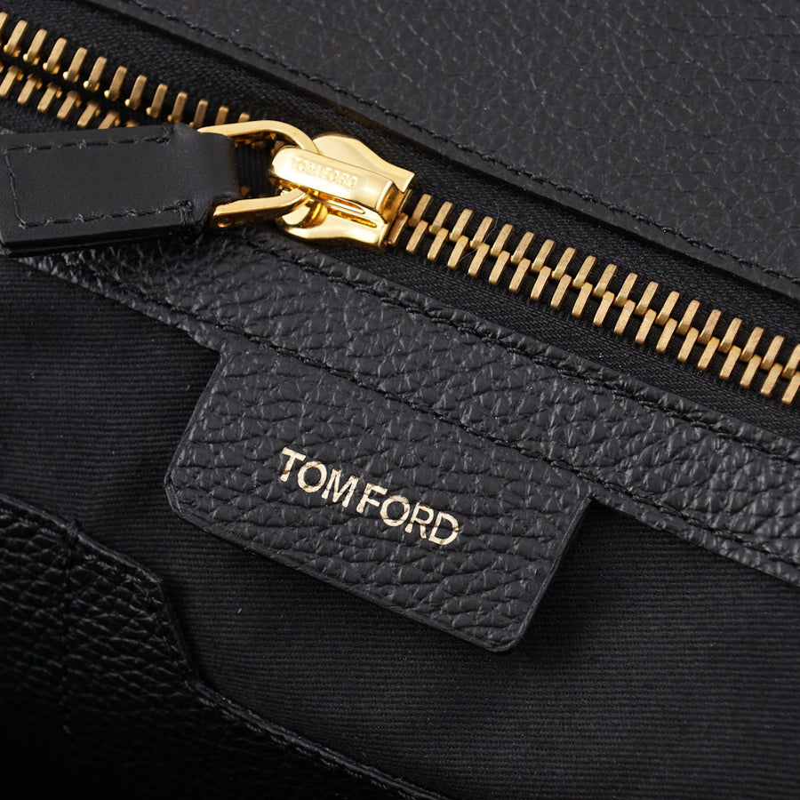 Tom Ford Buckley Overnight Carryall Bag in Black