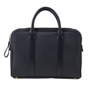 Tom Ford 'Buckley' Slim Briefcase in Dark Navy