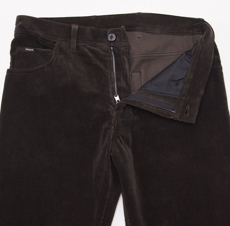 Tom Ford Olive Cord Jeans 32W - Top Shelf Apparel - 3