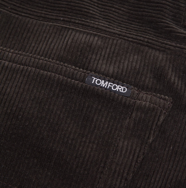 Tom Ford Olive Cord Jeans 32W - Top Shelf Apparel - 9
