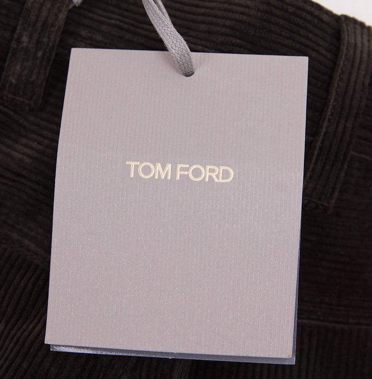 Tom Ford Olive Cord Jeans 32W - Top Shelf Apparel - 11