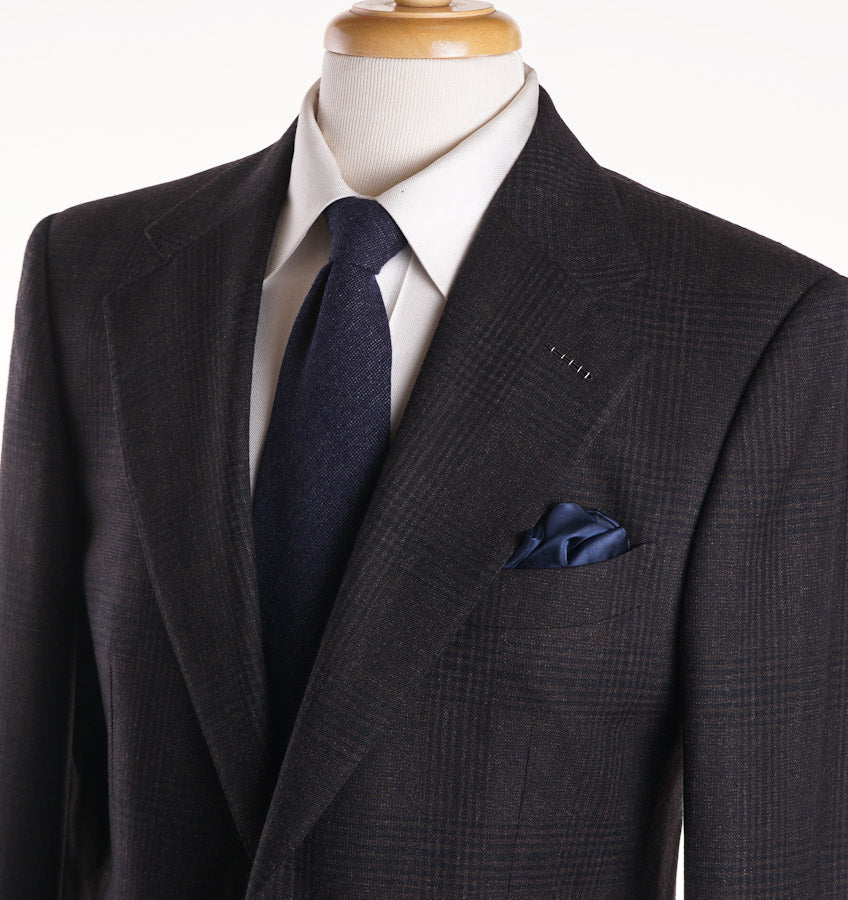 Tom Ford 'Windsor' Glen Plaid Cashmere Sport Coat