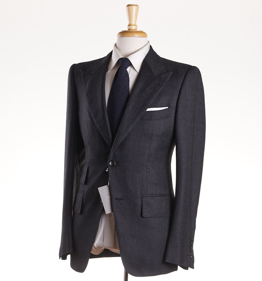 Tom Ford 'Windsor' Peak Lapel Wool-Silk Sport Coat