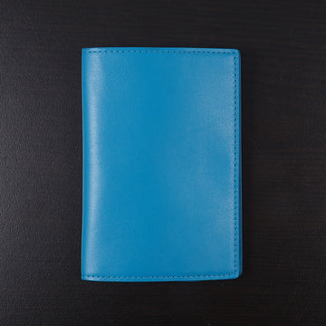 Tom Ford Passport Cover in Turquoise Blue