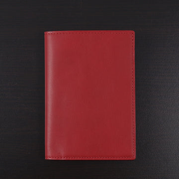 Tom Ford Passport Wallet in Red Leather