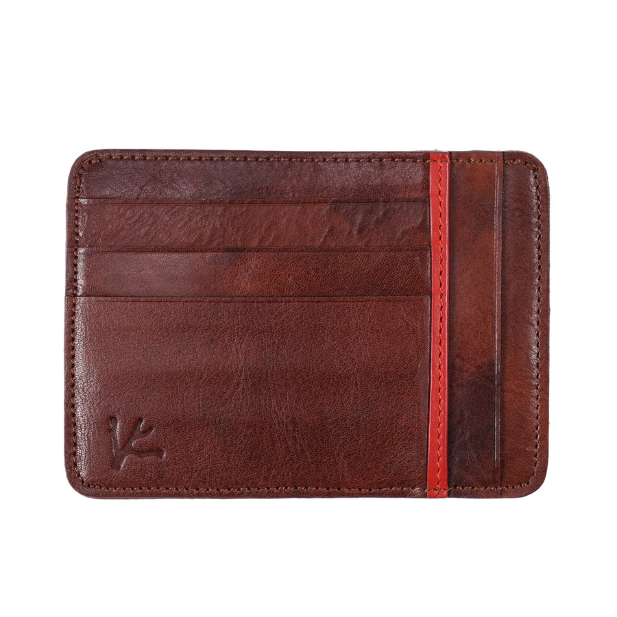 Isaia Double-Sided Cardholder Wallet - Top Shelf Apparel