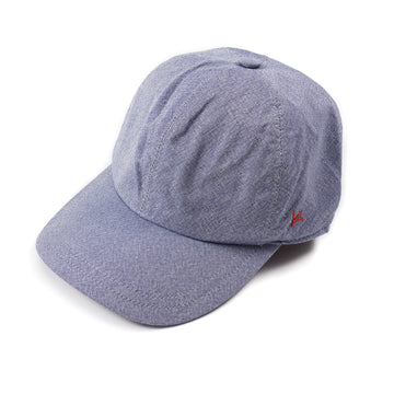 Isaia Cashmere and Silk Baseball Cap - Top Shelf Apparel