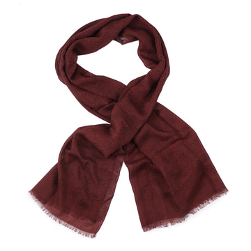 Isaia Lightweight Cashmere and Wool Scarf